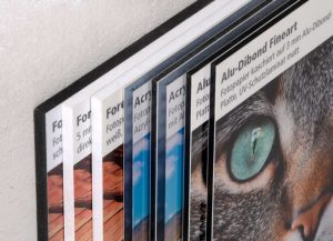 forex dibond muster 300x217 - Bilderrahmen nach Maß Holz / Alu bilder rahmen